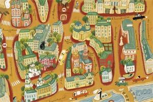 Уличное воспитание: Семейный квест «Московское ралли»