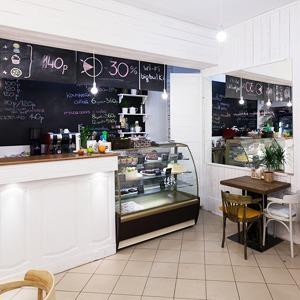 Новое место: Кондитерская Big Cake Cafe на Рубинштейна