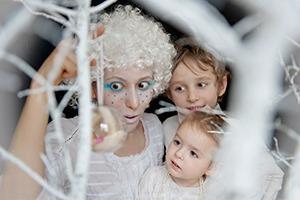 10 детских ёлок в Москве