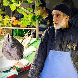 Кадыкёй Тарихи Чарши, гастрономический квартал