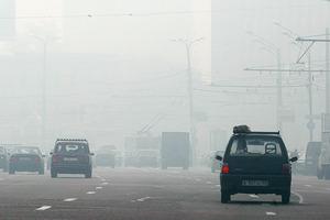 МЧС — о запахе гари в Петербурге