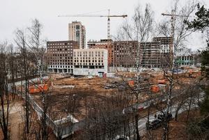 Многоэтажная Москва: Как жители Кунцева борются против высотной застройки