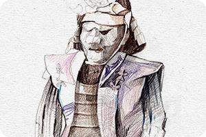 Клуб рисовальщиков: Выставка «Самураи. 47 ронинов»