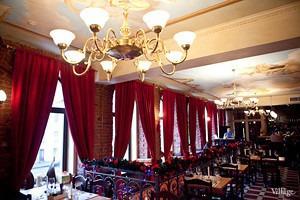 Новое место (Петербург): Ресторан «XII»