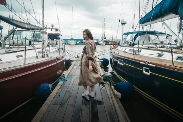 Анастасия Мещерякова —  о «Семи футах», пляже МГУ  и бухте Федорова
