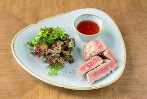 Три рецепта из тунца от петербургского суши-бара Under the Sea