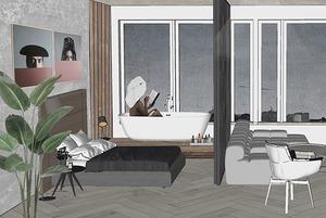 Минимализм и неоклассика: Дизайнеры рассказывают, как обустроиться в апартаментах