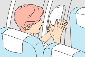 Есть вопрос: «Почему русские пассажиры хлопают при посадке?»