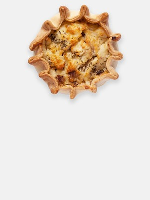 Английские пироги: с мясом, рыбой и вегетарианский