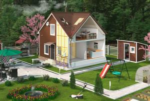 Сможешь ли ты построить дом?