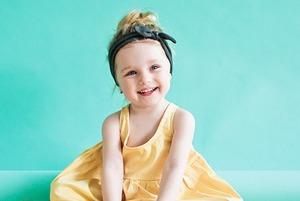Как одеть ребёнка в жару