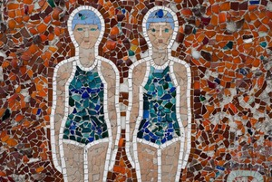 Прометей и времена года: О чем рассказывают советские мозаики Екатеринбурга