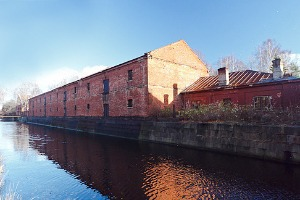 Городской творческий кластер: Кронштадтское адмиралтейство