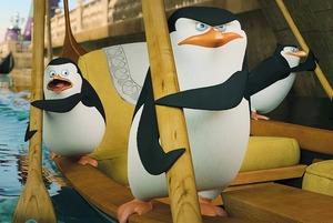 «Пингвины Мадагаскара» в кино, ярмарка non/fiction и концерт Swans