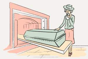 Что происходит с прахом, оставленным в крематории?
