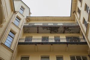 Что не так с капремонтом фасадов дома Бака