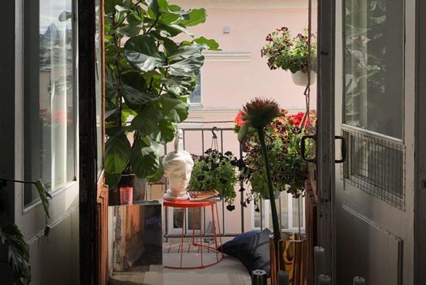 Москвичи — о своих балконах и карантинных развлечениях