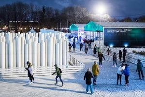 «Тропическое Рождество» и «КОТкаток»: Что московские парки приготовили к зиме
