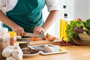 Как и где научиться готовить