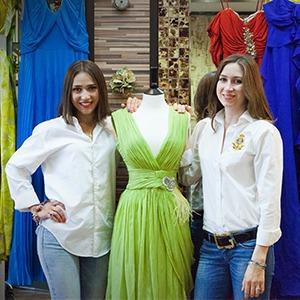 С чужого плеча: Станет ли популярным онлайн-прокат вечерних платьев RentaStyle