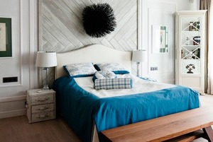 Как обустроить спальню