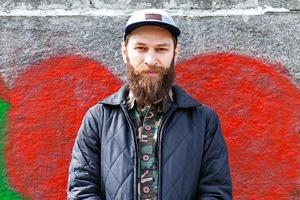 Внешний вид (Киев): Андрей Никольник, тату-мастер