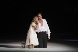 Ромео и Джульетта на коньках: как создавалось ледовое шоу