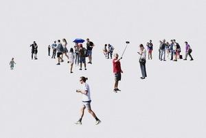 «Люди в городе без города» — в инстаграме архитектора Никиты Петрова