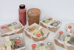 Можно не готовить: Доставка готовых блюд из продуктов «Вкусвилла»