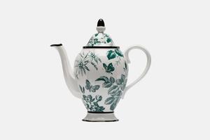 Чайная пара: Красивая посуда для чаепитий