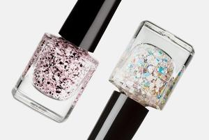 Лак для ногтей с крупным глиттером H&M