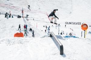 Quiksilver New Star Camp: 5 тысяч участников и 10 миллионов кубометров снега