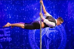 «Бравый сокол-стриптизер»: мужской pole dance в Иркутске