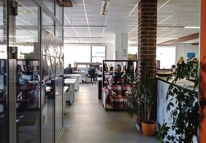 Как выглядит офис компаний Morizo и E-Promo