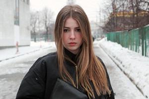 Внешний вид: Анна Орлова, видеопродюсер
