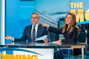 «Утреннее шоу»: Дженнифер Энистон и Риз Уизерспун в корпоративной драме, осмысляющей движение #MeToo