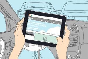 Иностранный опыт: Как водители общаются в пробках