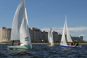 «Сила ветра»: Как известное парусное сообщество работает в Петербурге