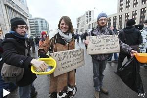Митинг «За честные выборы» на проспекте Сахарова: Фоторепортаж, пожелания москвичей и соцопрос