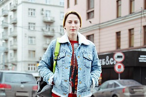 Внешний вид: Анастасия Москвичева, бренд-менеджер магазинов «Республика»
