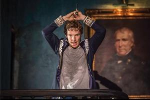 Фестиваль научного кино, «Назад в будущее» в «Пионере», Камбербэтч в роли Гамлета и ещё 14 событий