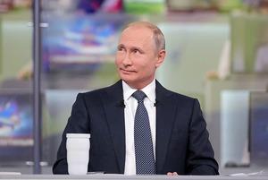 «Володя, ты не устал?»: Пользователи соцсетей — о прямой линии Владимира Путина