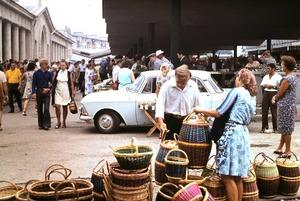 Как выглядел Центральный рынок Сочи более 60 лет назад