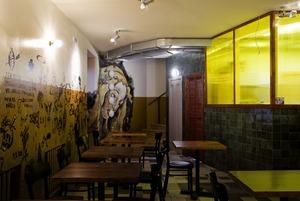 Тюремные татуировки и крафтовая пицца в Сamorra Pizza e Birra