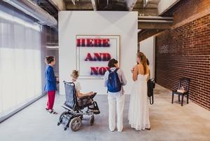 Выставка Garage Museum, художники свердловского андеграунда, Даша Уточка и Сrystal Сastles