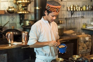 «Москва-Дели»: Как открыть настоящий вегетарианский ресторан и остаться «местом для своих»
