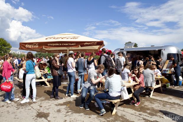 Полевая кухня: Уличная еда на примере Пикника «Афиши». Изображение № 25.
