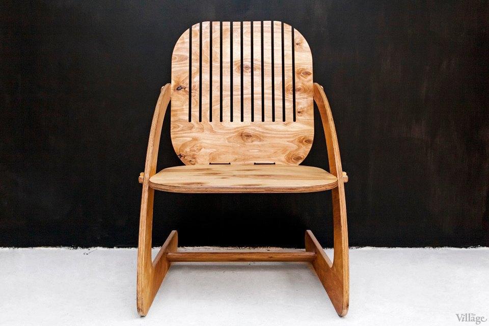 Сделано в Киеве: Мебель HovART Workshop. Изображение № 3.