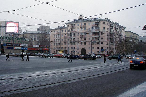 Площадь Абельмановская застава. Изображение № 1.