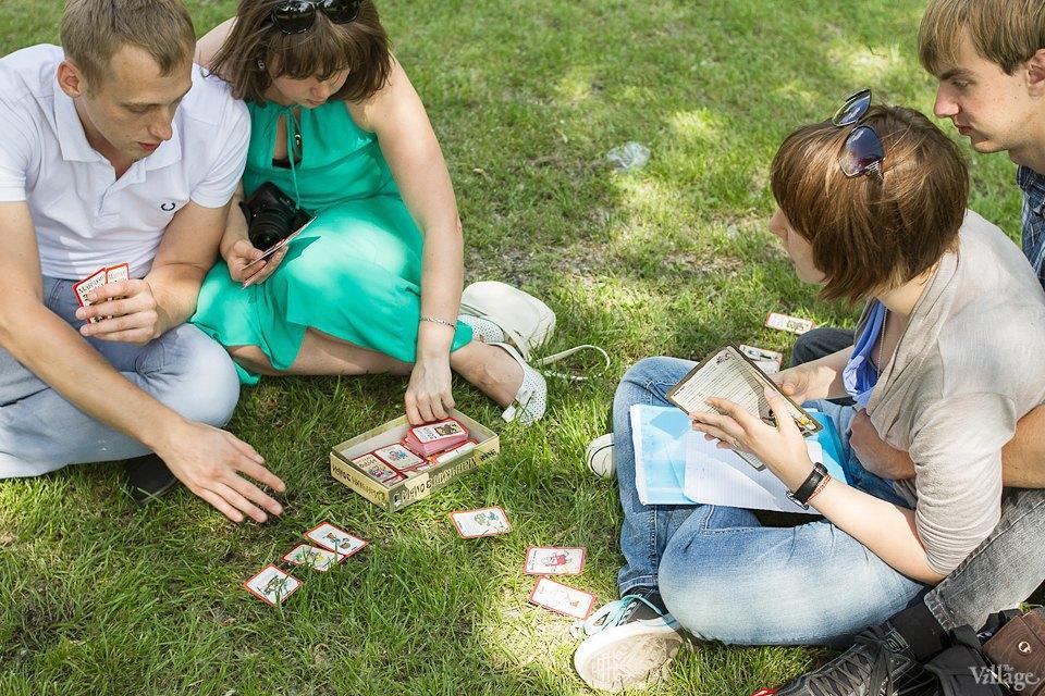 Люди в городе: Играющие в парках. Изображение № 23.